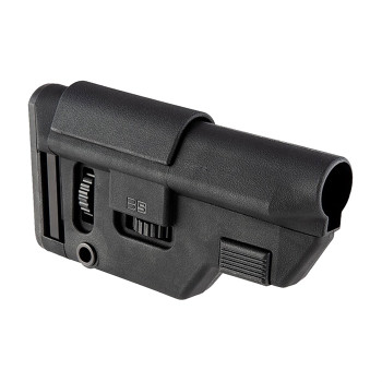 Collapsible Precision Stock 308 Black