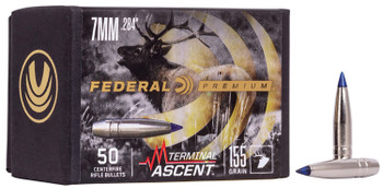Federal PB284TA2 Terminal Ascent  284 Cal 165 gr 50 Per Box