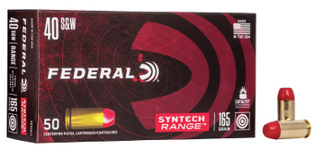 FEDERAL AMERICAN EAGLE 10MM 205GR TSJ SYN RANGE