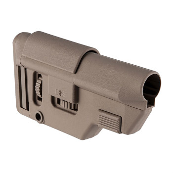 Collapsible Precision Stock 308 FDE