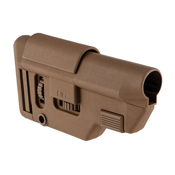 Collapsible Precision Stock 308 Coyote Brown