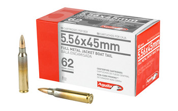 Aguila 556Nato 62 Grain Weight Fmjbt 50/1000