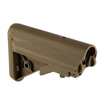AR-15 SOPMOD Stock Collapsible Mil-Spec Coyote Brown