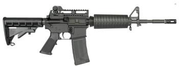 "Rock River Arms R4 Replica Carbine 5.56Mm 14.5"" BBL 6 POS A2 Sights BLK"