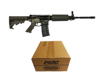 R Guns KTA-15 Forged AR15 Pistol - Black
