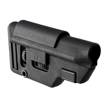 Collapsible Precision Stock 556 Black
