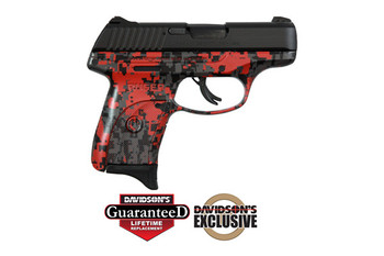 RUGER LC9S 9MM PST B/DCAM 7RD