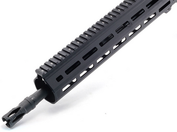 Heckler & Koch Mr762 16.5 Mlok Optics Ready