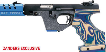 """WALTHER ARMS GSP .22 EXPERT LEFT SIZE M .22LR 4.5"""" AS"""