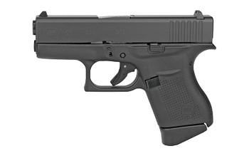 GLOCK 43 9MM LUGER FS 6-SHOT BLACK US MANUFACTURE