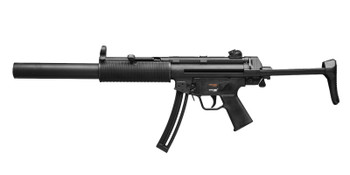 "HK MP5 RFL 22Lr 16.1"" 25Rd BLK (81000468 HECKLER & KOCH)"