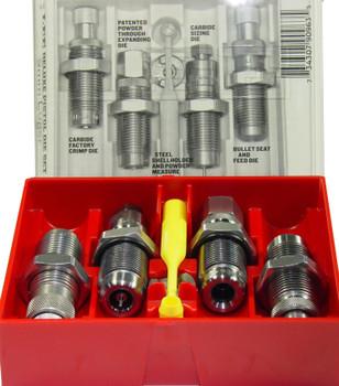 LEE Precision Carbide 4-Die SET 9MM Luger 90963
