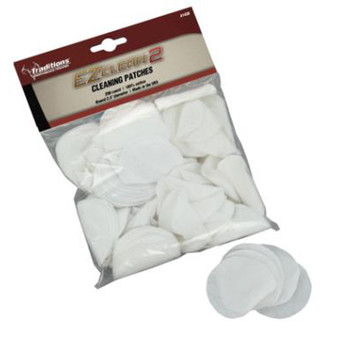 Traditions Cleaning Patches 2 Round 200/Pkg A1436