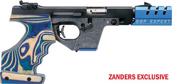 """WALTHER ARMS GSP .22 EXPERT RIGHT SIZE L .22LR 4.5"""" AS"""