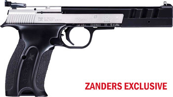 """WALTHER ARMS HAMMERLI X-ESSE SF IPSC .22LR 6"""" AS 10-SHOT"""