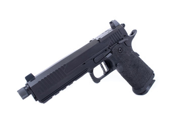 Triarc Systems Tri-11 Government 9MM RMR Black Nitride W/Threaded Barrel