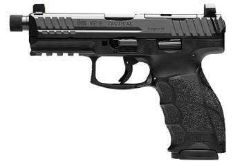 HECKLER & KOCH VP9 Tactical 9mm 4.5 B OpReady N/S  3/10