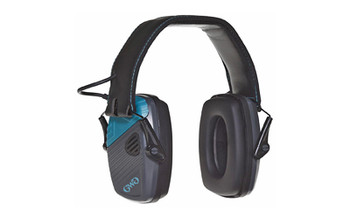 Allen 2348 Girls With Guns Hearing Protection Foam 24 dB Over the Head Black/Teal Adult