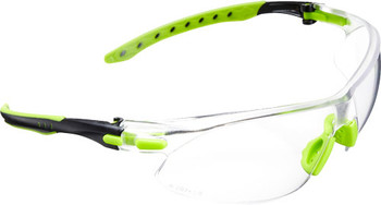 ALLEN YOUTH SHOOTING GLASSES CLEAR