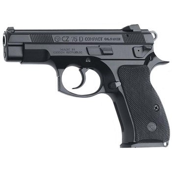 "CZ 75 Compact PCR 9MM 3.7"" DL 14Rd 91194"