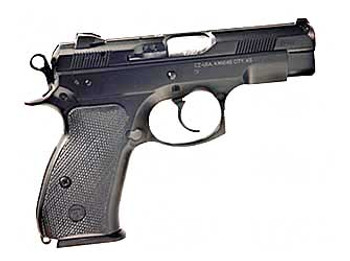 "CZ 75 Compact Pcr 9mm 3.7"" Dl 14rd"
