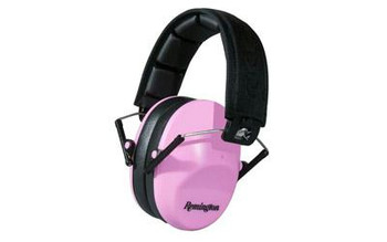 Wiley X REM Earmuff Pink NRR 34
