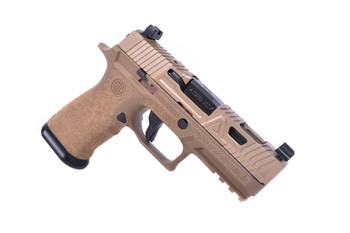 Agency Arms P320 Carry EXA FDE, Ported Midline Barrel