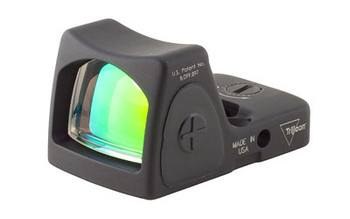 Trijicon RMR Type 2 Adjustable LED Sight - 1.0 MOA RED DOT