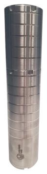 "Dead Air WOLFMAN-NK Wolfman Modular 9mm 7.50"" 1.61"" Naked"