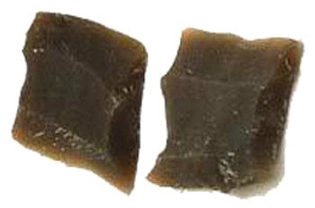 """Traditions English Flints 2 Pack 5/8"""" Hand-Knapped"""