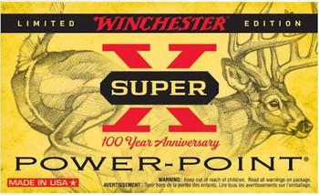 Winchester Ammo X3030100 Super X 100th Anniversary 30-30 Win 150 gr Power-Point (PP) 20 Bx/ 10 Cs