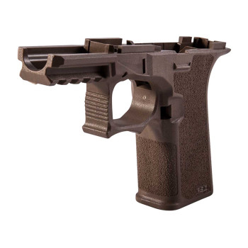 80% Frame 9mm/40S&W for Glock~ 19/23/32 FDE Textured