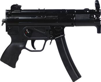 "CENTURY INTERNATIONAL ARMS AP5-M 9MM LUGER 4.50"" 2-30 RD MAGS MATTE BLACK"
