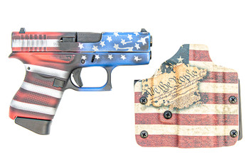 """GLOCK 43  9mm 3.39""""  Constitutional Carry  2/6"""