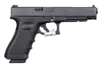 GLOCK 34 9MM LUGER AS 17-SHOT BLACK REBUILT