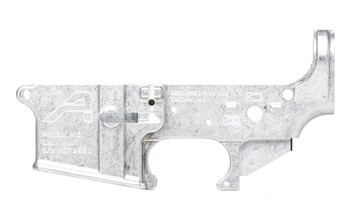 Aero Precision Forged Stripped AR15 Lower Receiver - Uncoated