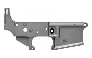 Aero Precision Gen 2 Forged Stripped AR15 Lower Receiver - Tungsten Cerakote