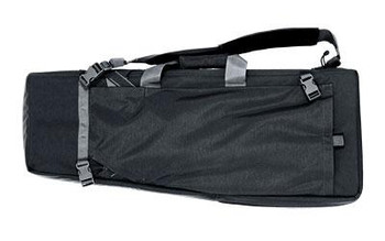 Desert Tech SRS Covert Soft Case W/Straps Black