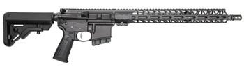 Battle Arms Development CA Compliant Forged WORKHORSE AR15 Rifle - Black
