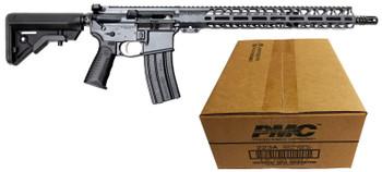 Battle Arms Development Forged WORKHORSE Patrol Carbine AR Rifle - Combat Grey