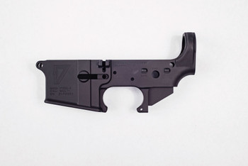 17 Design and Mfg.- Forged AR-15 Stripped Lower Receiver