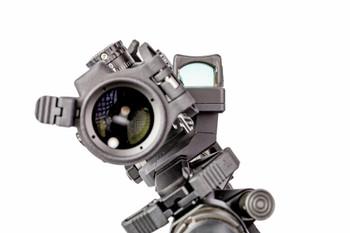 ARISAKA Offset Optic Mount- Plate 10 Leupold Delta Point Pro, JPoint, Shield RMS, RMSc, Swampfox Sentinel (OOM-P10)