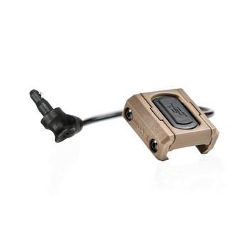 """Modlite Modbutton Lite - FDE - Laser - 4.5"""" (MB-L-FDE-CL-4.5 )"""