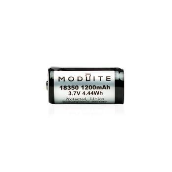 Modlite - 18350 1200mAh Battery 2pk (BATT-ML-18350)