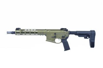 "Noveske G4 Pstl 5.56 10.5"" Lght Mlok - Bazooka GREN"