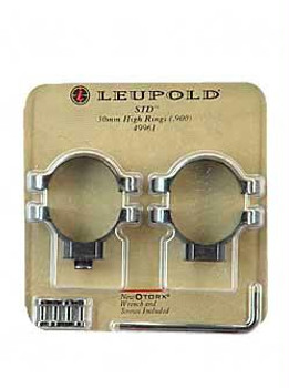 Leupold Rings Standrad 30Mm High Gloss