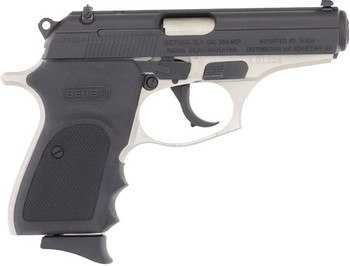BERSA THUNDER .380ACP FS 8 SHOT DUOTONE W/ EXTRA GRIP