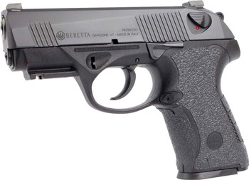 BERETTA PX4 COMPACT CARRY 9MM FRONT NON NGT SGT 15SH BLK PLY