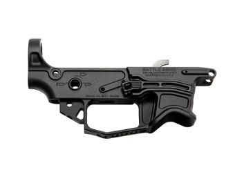 Battle Arms Development Xiphos Billet Stripped AR Pistol Lower - Black