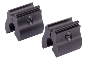 "Crosman 4-Piece Intermount Base SET FOR 3/8"" Dovet"
